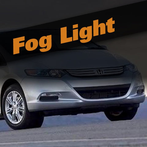 Honda Insight HID Xenon Fog Light Kit