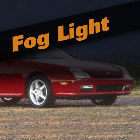 Honda Prelude HID Xenon Fog Light Kit
