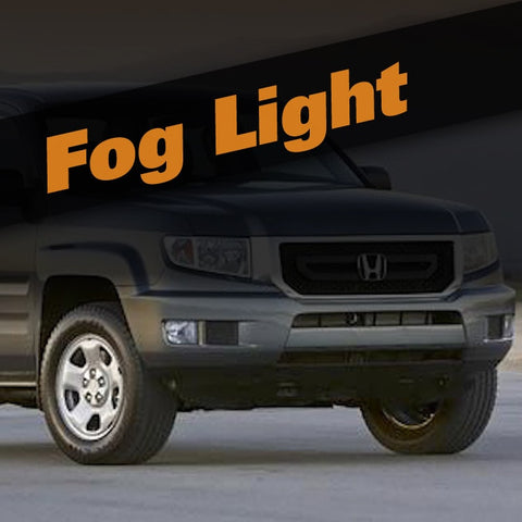 Honda Ridgeline HID Xenon Fog Light Kit