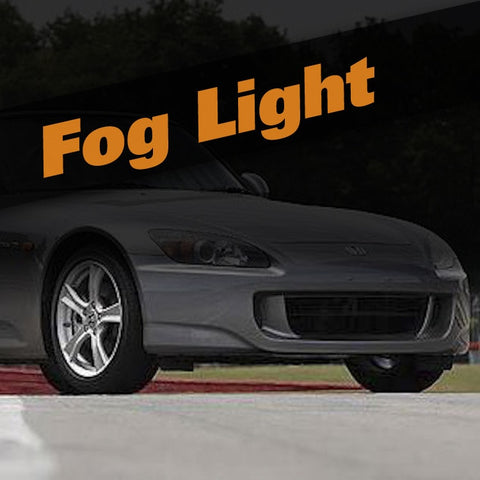 Honda S2000 HID Xenon Fog Light Kit
