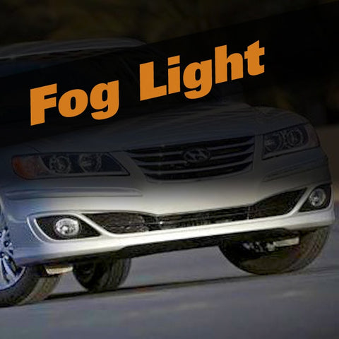 Hyundai Azera HID Xenon Fog Light Kit