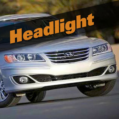 Hyundai Azera HID Kit (Headlight)