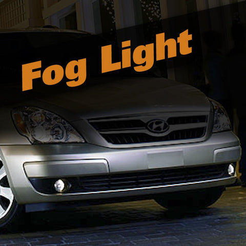 Hyundai Entourage HID Xenon Fog Light Kit