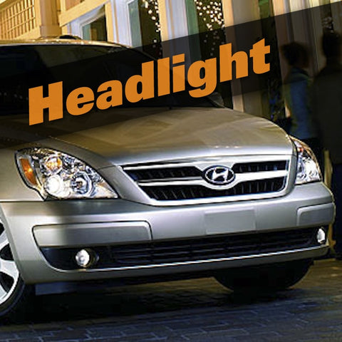 Hyundai Entourage HID Kit (Headlight)