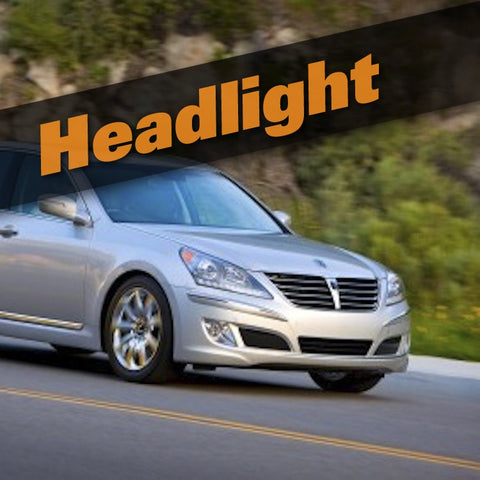 Hyundai Equus HID Kit (Headlight)