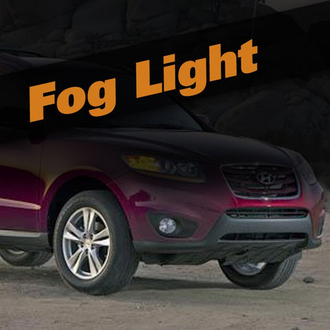 Hyundai Santa Fe HID Xenon Fog Light Kit
