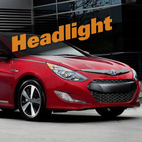 Hyundai Sonata Hybrid HID Kit (Headlight)