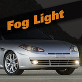 Hyundai Tiburon HID Xenon Fog Light Kit