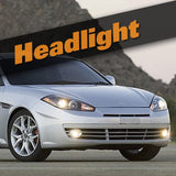 Hyundai Tiburon HID Kit (Headlight)