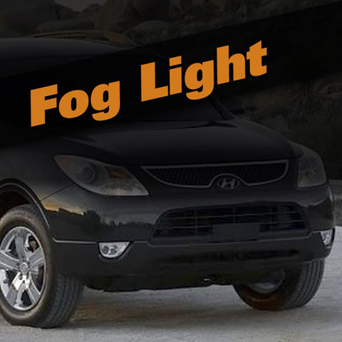 Hyundai Veracruz HID Xenon Fog Light Kit