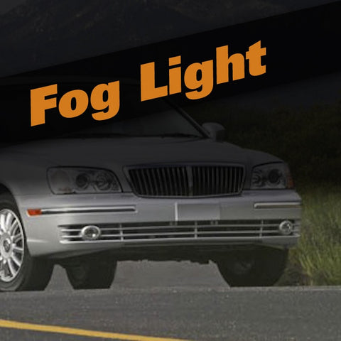 Hyundai XG HID Xenon Fog Light Kit