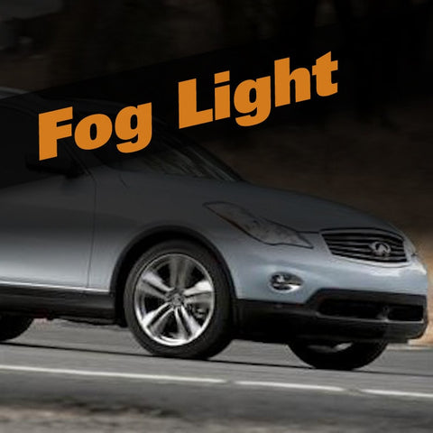 Infiniti EX HID Xenon Fog Light Kit