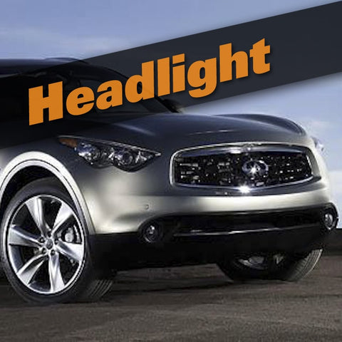 Infiniti FX HID Kit (Headlight)