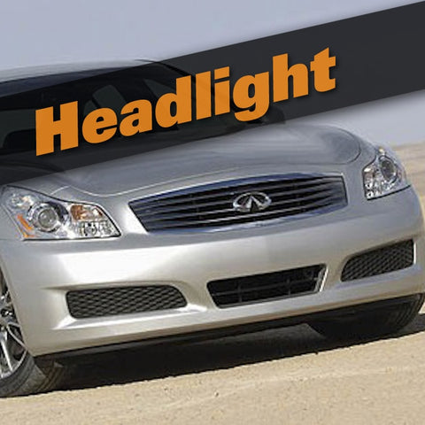 Infiniti G25 HID Kit (Headlight)