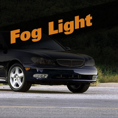 Infiniti I30 HID Xenon Fog Light Kit