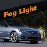 Infiniti M35 HID Xenon Fog Light Kit