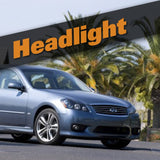Infiniti M35 HID Kit (Headlight)
