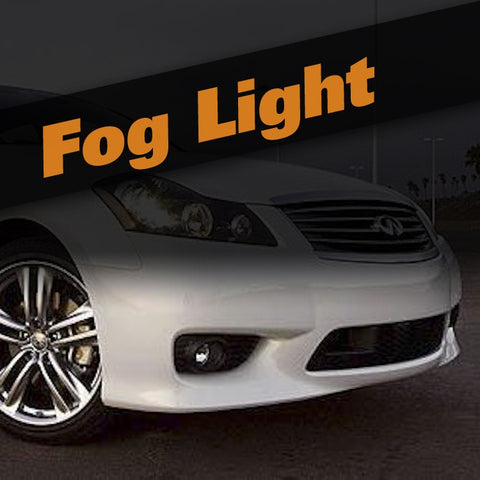 Infiniti M45 HID Xenon Fog Light Kit