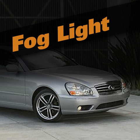 Infiniti Q45 HID Xenon Fog Light Kit