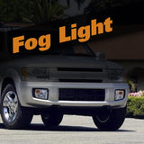 Infiniti QX4 HID Xenon Fog Light Kit