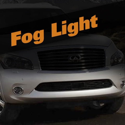 Infiniti QX56 HID Xenon Fog Light Kit