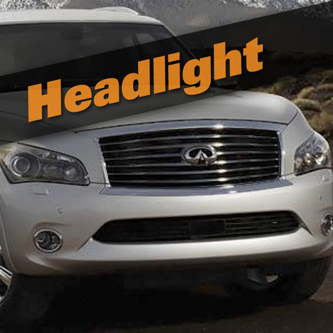 Infiniti QX56 HID Kit (Headlight)