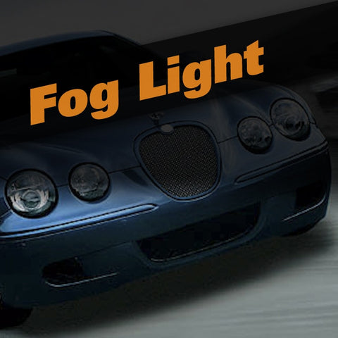 Jaguar S-Type HID Xenon Fog Light Kit