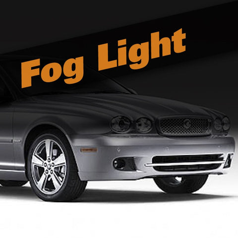 Jaguar X-Type HID Xenon Fog Light Kit