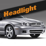 Jaguar X-Type HID Kit (Headlight)
