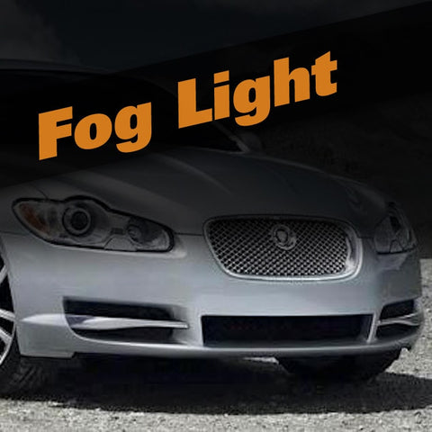 Jaguar XF / XFR HID Xenon Fog Light Kit