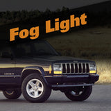 Jeep Cherokee HID Xenon Fog Light Kit