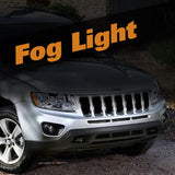 Jeep Compass HID Xenon Fog Light Kit