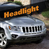 Jeep Compass HID Kit