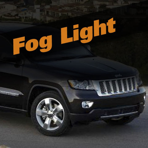 Jeep Grand Cherokee HID Xenon Fog Light Kit