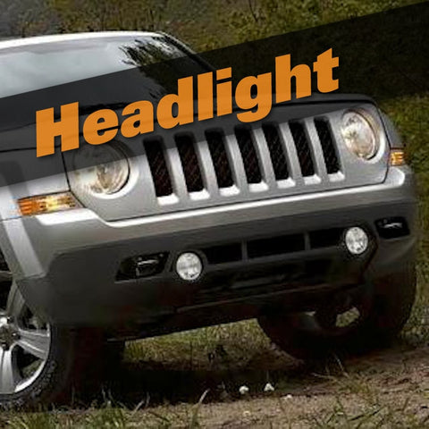 Jeep Patriot HID Kit