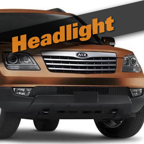 Kia Borrego HID Kit (Headlight)