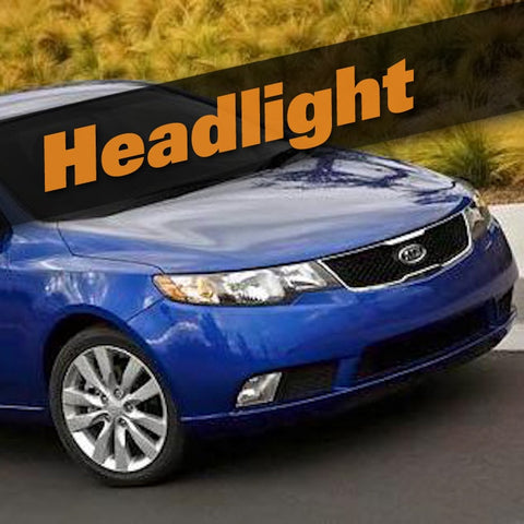 Kia Forte HID Kit (Headlight)