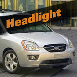 Kia Rondo HID Kit (Headlight)