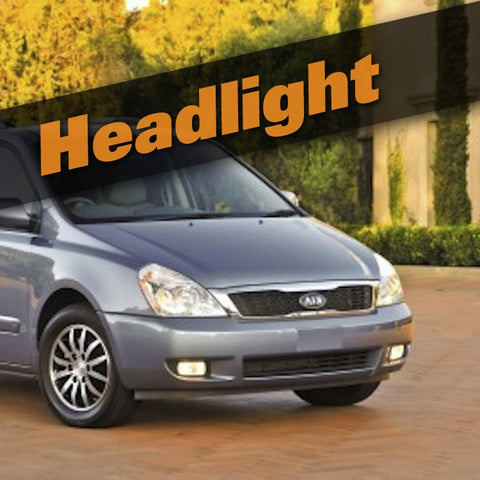 Kia Sedona HID Kit (Headlight)