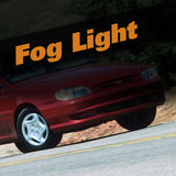 Kia Sephia HID Xenon Fog Light Kit