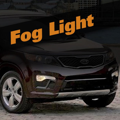 Kia Sorento HID Xenon Fog Light Kit