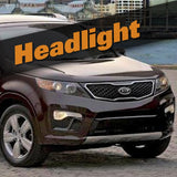 Kia Sorento HID Kit (Headlight)
