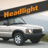 Land Rover LR2 HID Kit (Headlight)