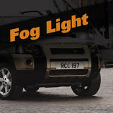 Land Rover Freelander HID Xenon Fog Light Kit
