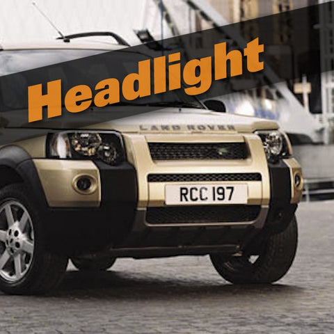 Land Rover LR3 HID Kit (Headlight)