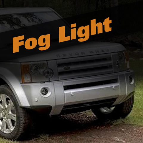 Land Rover LR3 HID Xenon Fog Light Kit