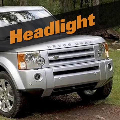 Land Rover Discovery HID Kit