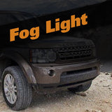 Land Rover LR4 HID Xenon Fog Light Kit