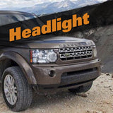 Land Rover Freelander HID Kit