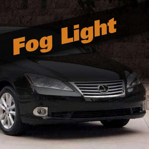 Lexus ES HID Xenon Fog Light Kit